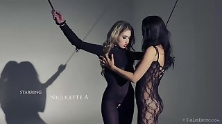 Obedience Pastime 2 - Helena J & Nicolette A - TheLifeErotic