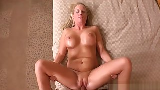 Total Body Mother In Law Erin Bangs Sweet Touching Dad's Friend