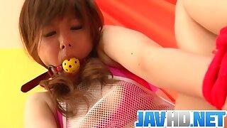 Miku AIri amazes in arbitrary Asian bondage porn show - Take at JavHD.net