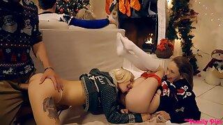 Christmas Breeding Sex