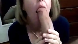 Periscope blowjob